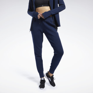 Joggers United by Fitness Woven Collegiate Navy Melange FQ4459