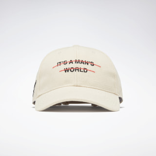 Classics It's a Man's World Cap Non Dyed FM4860