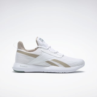 Reebok Reago Pulse 2.0 Shoes White / Modern Beige / Green Slate EF5977