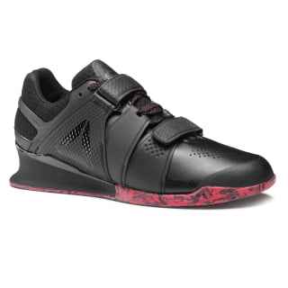 Reebok Legacy Lifter Black/Primal Red CN7889