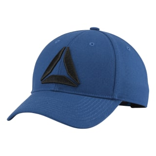 Active Enhanced Baseball Cap Bunker Blue CZ9932