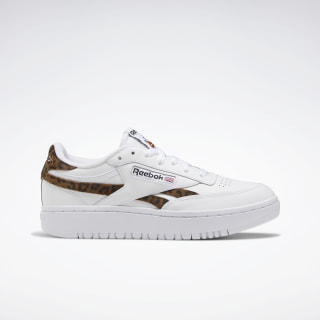 Club C Double Revenge Shoes White / Wild Brown / Just Brown FW7950