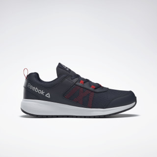 Reebok Road Supreme - Pre-School Navy / RED / SILVER DV8346