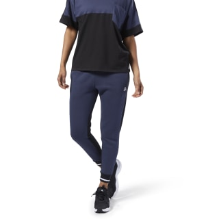Meet You There Track Pants Heritage Navy EC2374