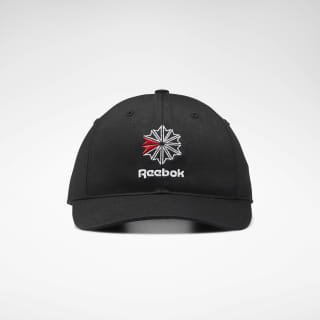 Czapka Classics Foundation Starcrest Cap Black ED1312