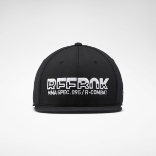 Combat 6-Panel Cap Black EC5711