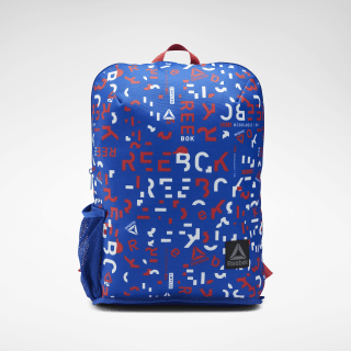 Core Graphic Backpack Cobalt EC5404
