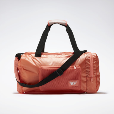 Women Fitness & Training Red Tech Style Grip Bag