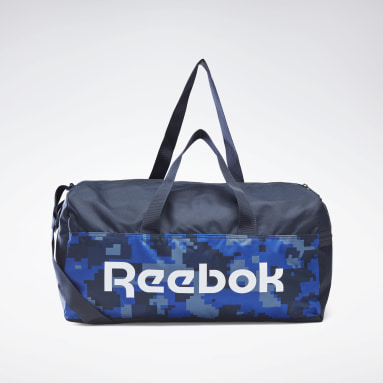 Fitness & Training Blue Act Core Graphic Grip Bag