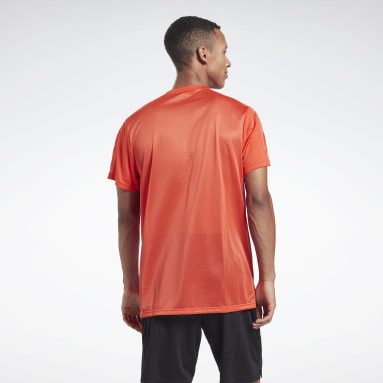 T-shirt Workout Ready Tech Rouge Hommes Fitness & Training