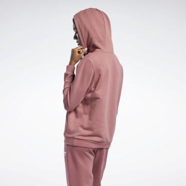 Women Classics Red Classics Foundation French Terry Hoodie