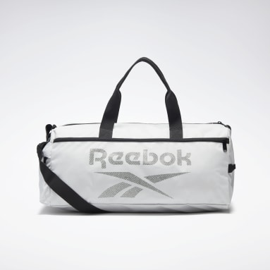 Training Grey Workout Ready Functional Grip Bag