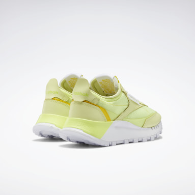 Classic Leather Legacy Amarillo Mujer Classic