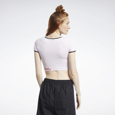 Remera Bralette Meet You There Rosa Mujer Entrenamiento Funcional