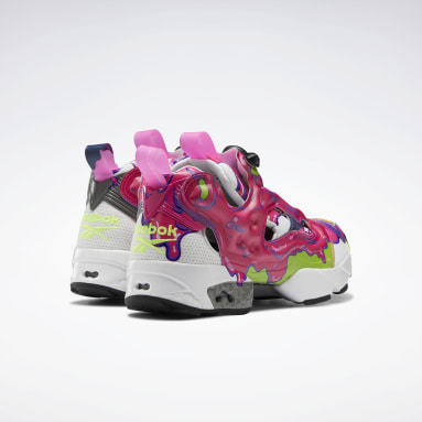 Classics Pink Ghostbusters Instapump Fury Shoes