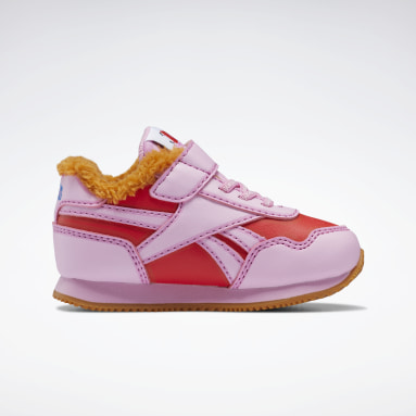 Kids Classics Pink Peppa Pig Classic Jogger 3 Shoes - Toddler