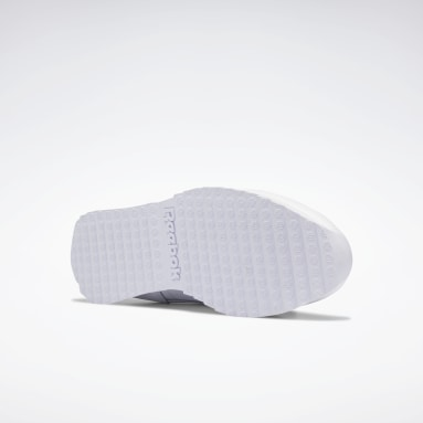 Classic Leather Ripple Blanco Mujer Classic