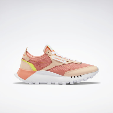 Tenis Classic Leather Legacy Blanco Mujer Classics