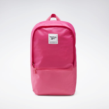 Fitness & Training Pink Workout Ready Backpack