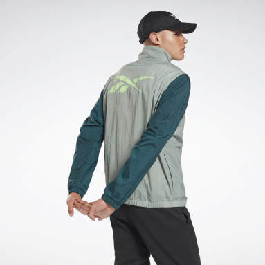 Coupe-vent MYT Ollie Vert Hommes City Outdoor