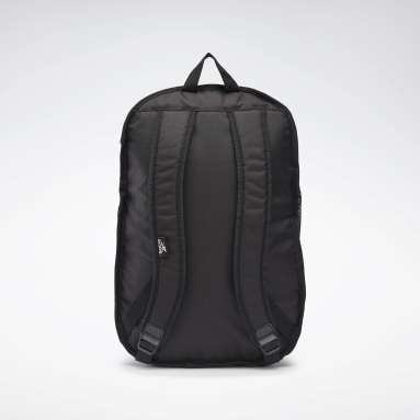 Fitness & Training Black Workout Ready Active Graphic Backpack
