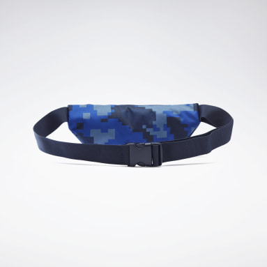Fitness & Training Blue Act Core Graphic Waist Bag