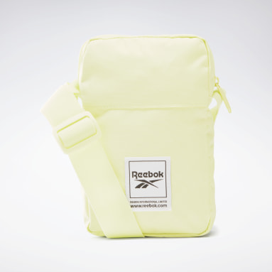 Fitness & Training Yellow Workout Ready City Bag