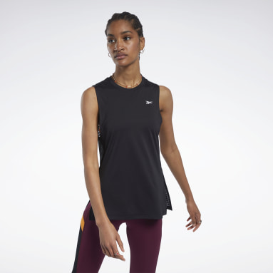 Canotta in mesh Workout Ready Nero Donna Ciclismo