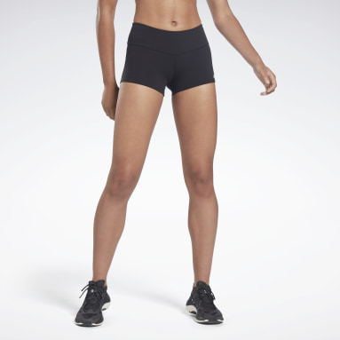 Women Fitness & Training Black United By Fitness Chase Bootie Shorts