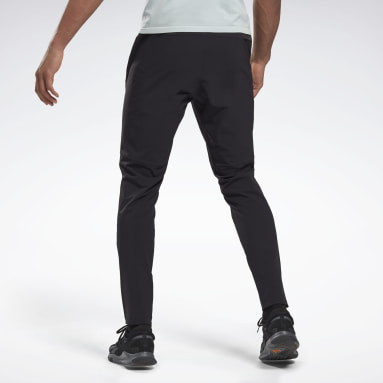 Men Fitness & Training Black United By Fitness Athlete Joggers