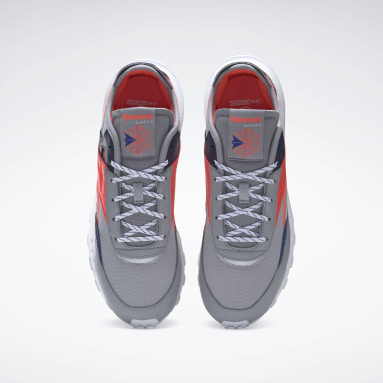Classics Grey Classic Leather Legacy Pure Shoes