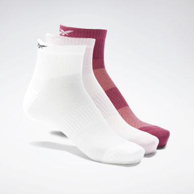 Studio Pink Active Foundation Ankle Socks 3 Pairs