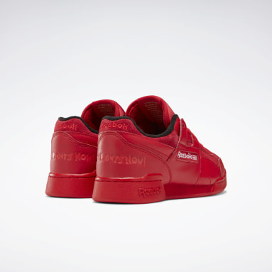 Classics Workout Plus Human Rights Now! Schuhe Rot