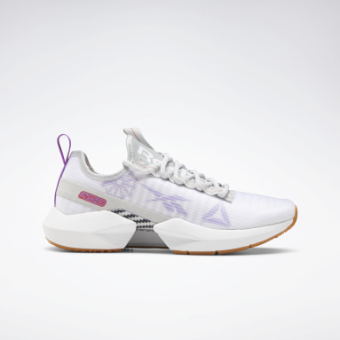 Running White Sole Fury R58 Shoes