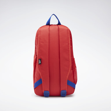 Kids Fitness & Training Red Foundation Backpack