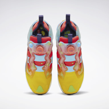 Classics Jelly Belly Instapump Fury Shoes Gelb