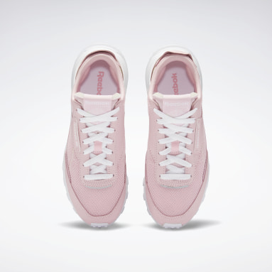 Classics Pink Classic Leather Legacy Shoes