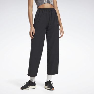 Women Hiking Black Commercial Woven Joggers