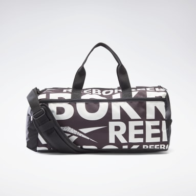 Fitness & Training Black Workout Ready Grip Bag