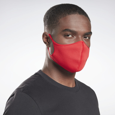 Training Grey Face Cover M/L 3-Pack