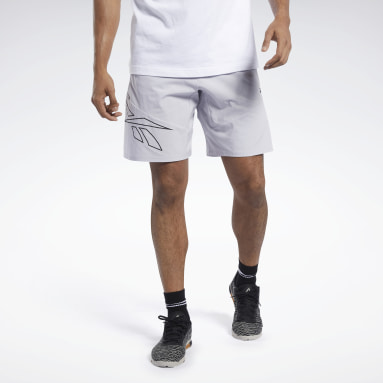 Men Hiking Grey United by Fitness Epic Shorts