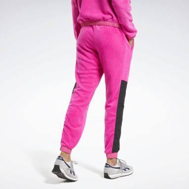 Women City Outdoor Pink MYT Warm-up Pants
