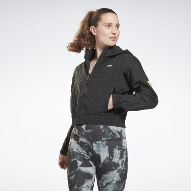 Giacca MYT Woven Nero Donna Outdoor