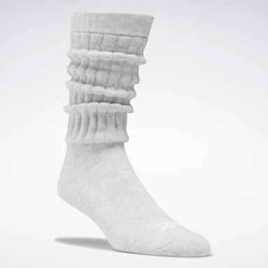 Chaussettes Tailored HF Slouchy Gris Classics