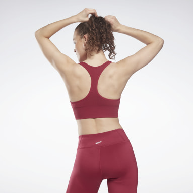 Brassière sans coutures Workout Ready Rose Femmes Fitness & Training
