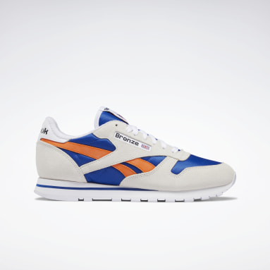 Classics White Bronze 56K Classic Leather Shoes