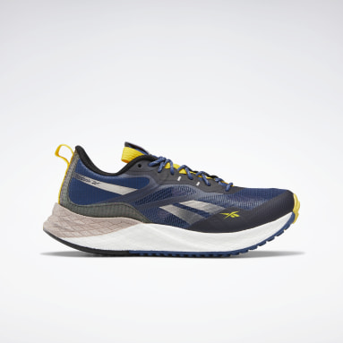 Women Running Blue National Geographic Floatride Energy 3 Adventure Women's Shoes