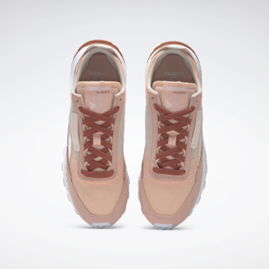 Women Classics Pink Classic Leather Legacy Women's Shoes
