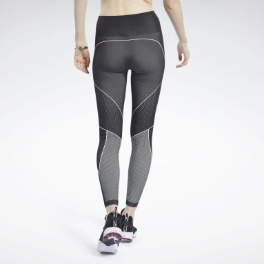 Women Yoga Black Meet You There 7/8 Tights
