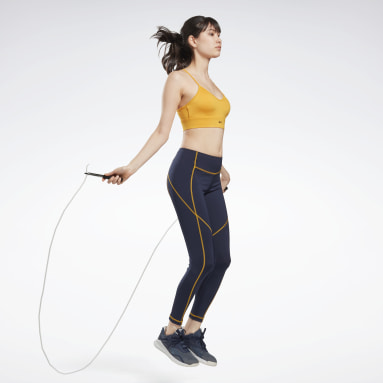 Top Deportivo Workout Ready Amarillo Mujer Fitness & Training